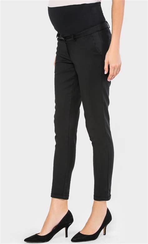 Panel Slim Fit panel slim fit in black fashionvalet
