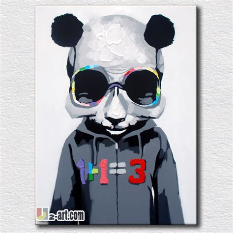 quality cool stuff for your bedroom quality gifts for your boudoir shop at beezer com au black oil painting cool panda wall arts for kids bedroom