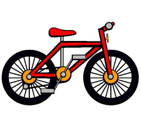 imagenes de bicicletas faciles para dibujar dibujo bici imagui