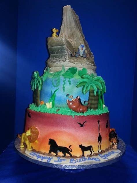 lion king cake ideas  lion king themed cakes