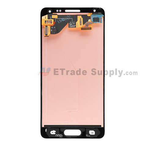 Lcd Fullset Lcd Touchscreen Samsung E5 samsung galaxy alpha sm g850 lcd screen and digitizer assembly white etrade supply