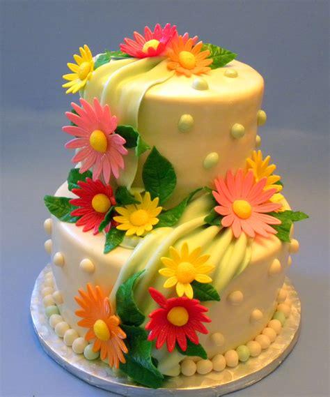 flower cakes decoration ideas  birthday cakes