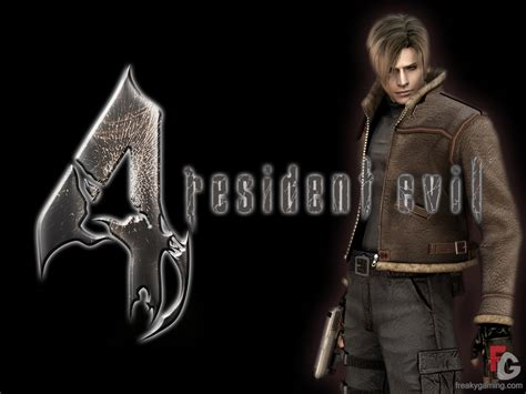 rev wall resident evil 4 wallpaper 33549658 fanpop