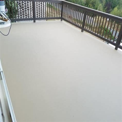 liquid rubber polyurethane deck coating liquid rubber