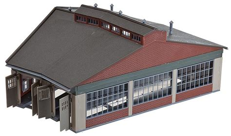 faller 222118 n scale 2 stall roundhouse engine shed era i