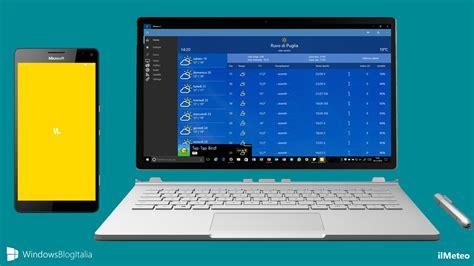 ilmeteo mobile app ilmeteo per pc tablet e smartphone windows 10