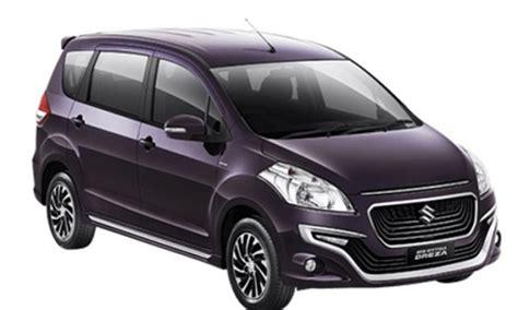 Mobil Suzuki Ertiga Dreza harga suzuki ertiga dreza dan spesifikasi juli 2018