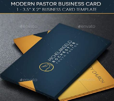 cool business card template pastor business cards fragmat info