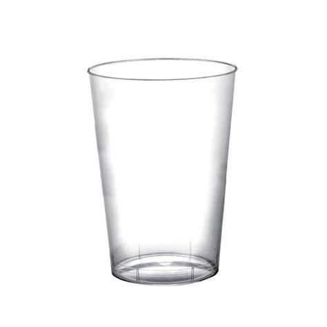 bicchieri trasparenti plastica bicchiere in plastica rigida trasparente eurofides