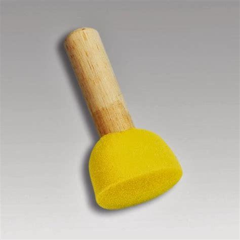 Sponge Brush design dna sponge brush canvas