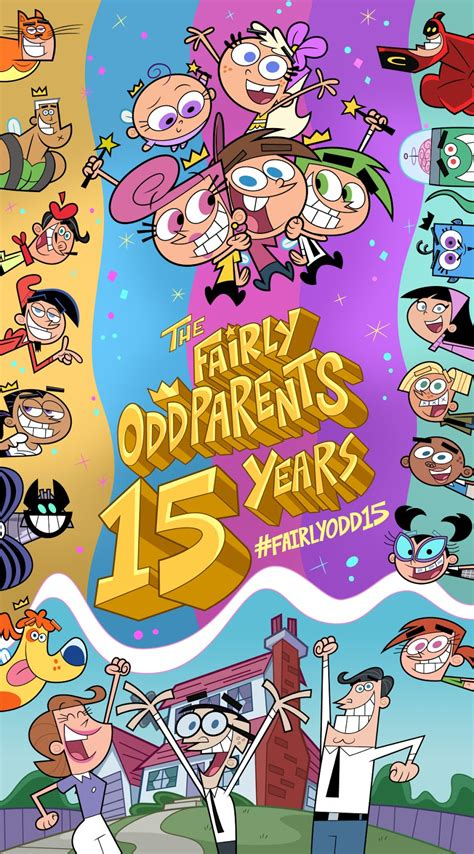 nickelodeon painting nickalive nickelodeon unveils magical quot fairly oddparents