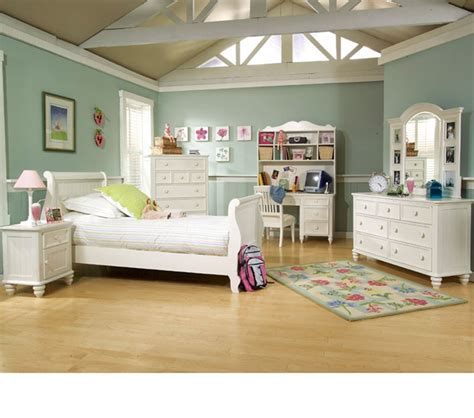 summer breeze bedroom set dreamfurniture com summer breeze sleigh bedroom set
