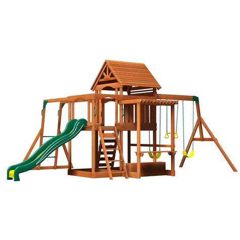 backyard discovery monticello cedar swing set 100 backyard discovery prairie ridge swing set