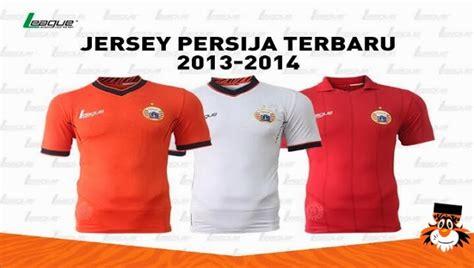 Jersey Persija Retro Usia 3 6 Tahun foto foto jersey persija 13 14 update persija