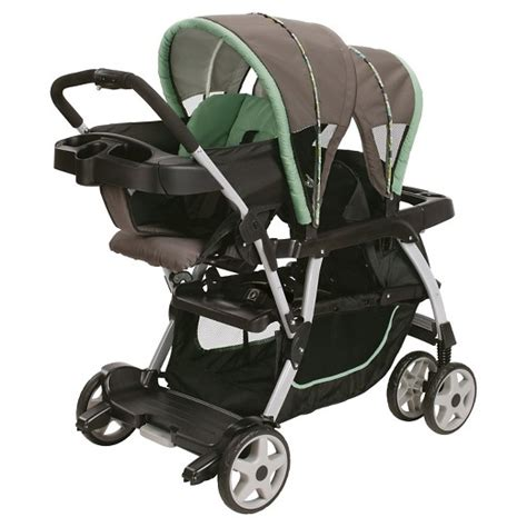 How To Recline Graco Stroller by Graco 174 Ready2grow Click Connect Stroller Target