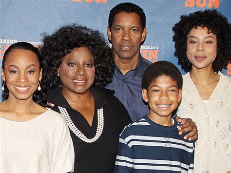 denzel washington and family denzel washington biography broadway