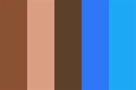 brown complementary color complementary color palette color palette