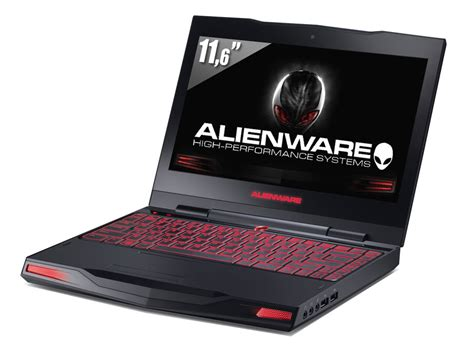 Laptop Dell Alienware M11x dell alienware m11x laptop manual pdf
