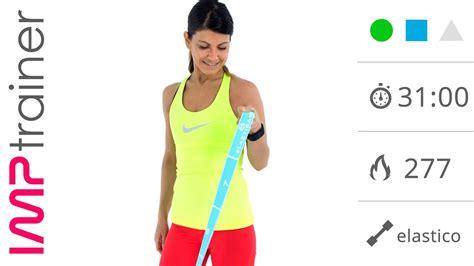 esercizi interno coscia con elastico tonificare l interno coscia allenamento completo con