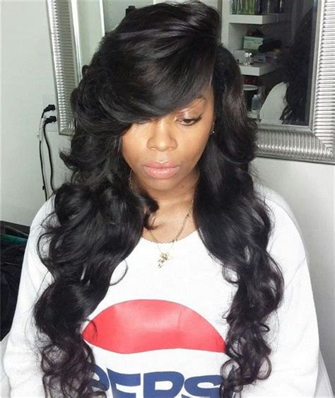 hairstyles using kanubia brazilian natural body with bangs full lace human hair wigs brazilian body wave lace wigs