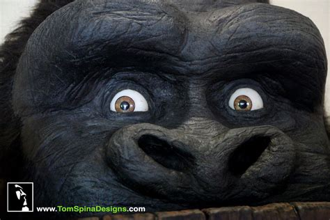 king kong king kong gorilla themed furniture hand chairs tom