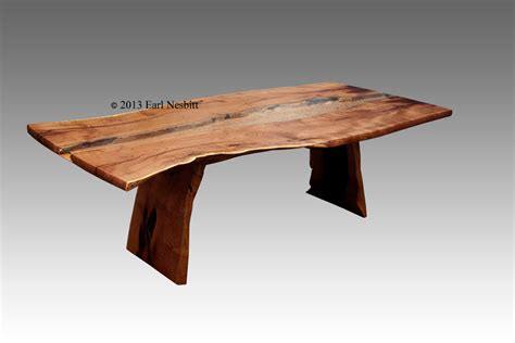 mesquite wood dining table furniture for sale live edge dining table slab table