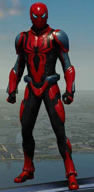 black suit spider 3 marvel s spider 2018 all suits costumes
