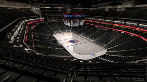 Rexall Place Floor Plan Oilers Entertainment Group Unveils Rogers Place