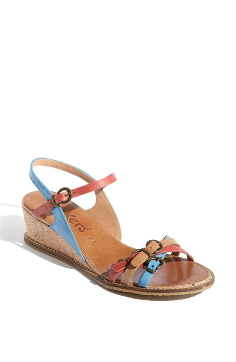 kickers sandals sale kickers sandal in multicolor end of color list