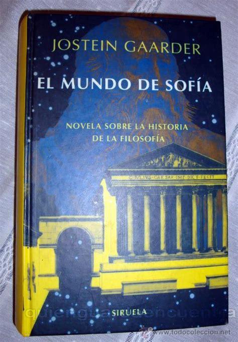 descargar el mundo de sofia biblioteca gaarder libro la magia de la historia noviembre 2013