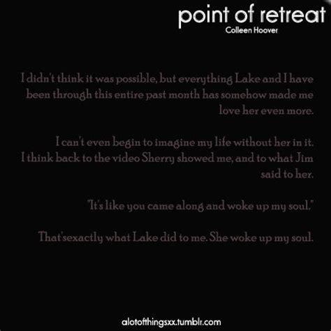 point of retreat a novel slammed 17 best images about slammed point of retreat on