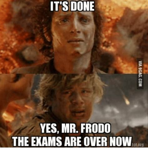 It Is Done 25 best memes about it is done frodo it is done frodo memes