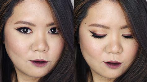 Pomade Succubus ombre liner using kvd damned kirei makeup