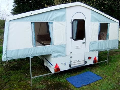 trailer tent awning trailer tent tents pinterest