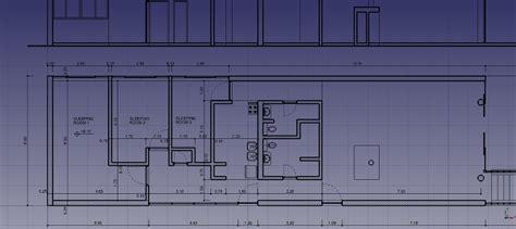 draftsight floor plan draftsight house plan tutorial