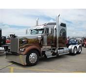Kenworth W900 Hard Truck Skin  American Simulator