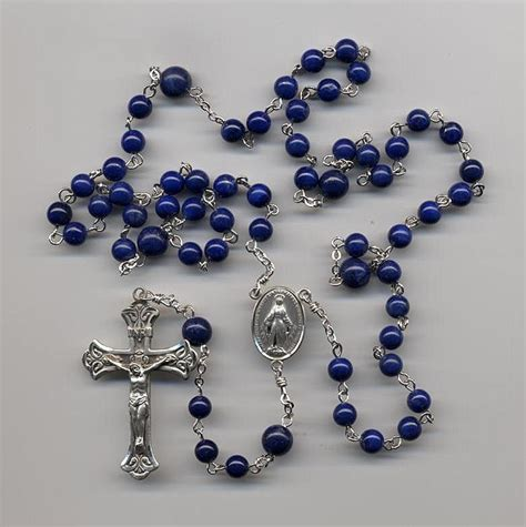 silver rosary sterling silver rosaries www softheartdesigns