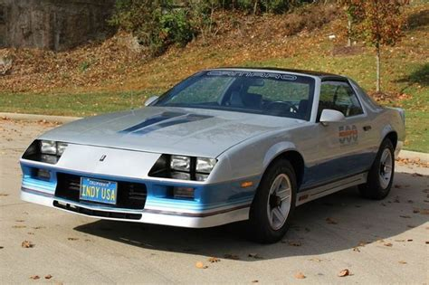1982 camaro pace car for sale 1982 chevrolet camaro pace car for sale mcg marketplace
