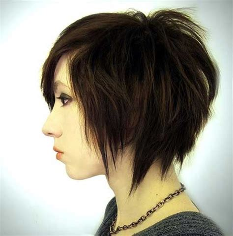 short haircuts edgy razor cut best 25 razor bob ideas on pinterest short hair styles