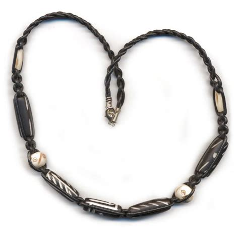 hmmm jewelry leather chokers