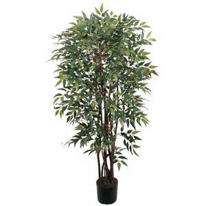 4 foot smilax tree potted 5081 nearly natural