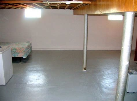 Basement Floor Coating by Cool Basement Floor Paint Ideas To Make Your Home More Amazing