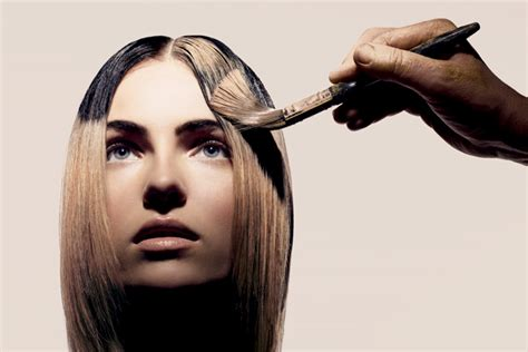 Hair Coloring 1 the most effective methods to keep hair dye from blurring