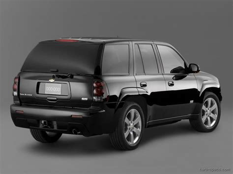 chevrolet trailblazer ss specifications pictures prices