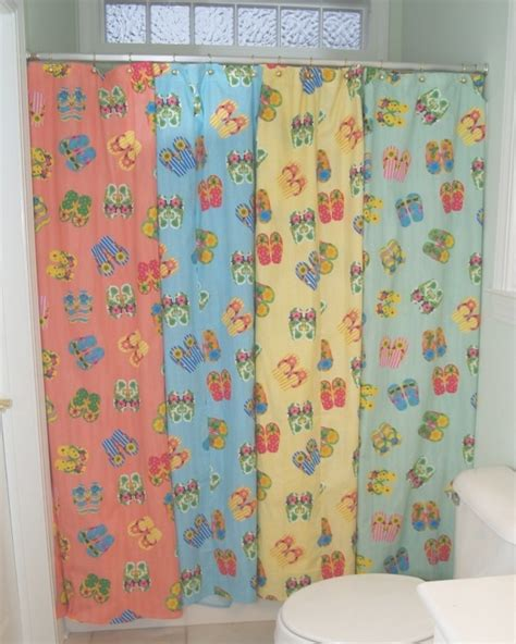 flip flop shower curtains flip flops flip flop shower curtain