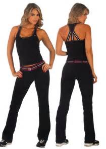 Women s fitness activewear workout clothes exercise clothing