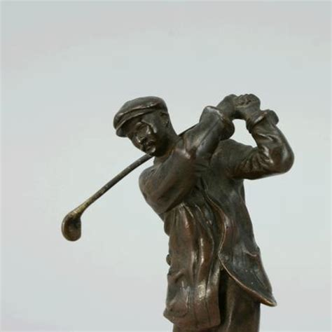 golf statues home decorating 28 harry vardon bronze golf statue for sale antiques classifieds