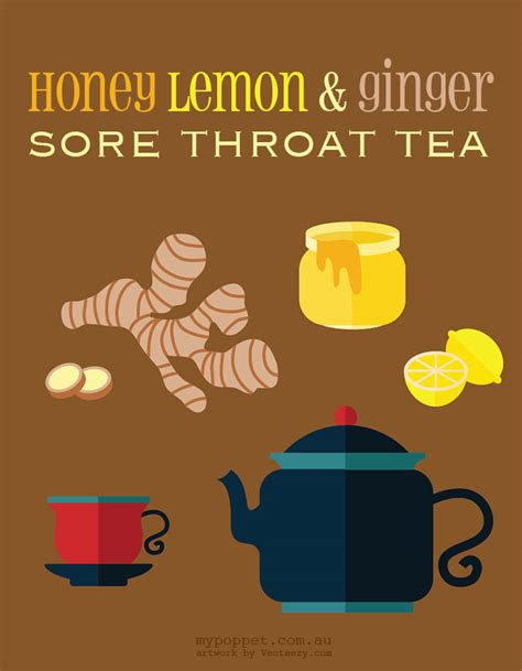 Dior Home Decor by My Honey Lemon Amp Ginger Sore Throat Tea Saves The Day