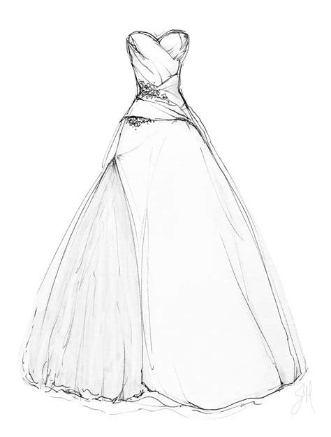 Wedding Dress Design Book by Wedding Dress Designs Drawings Wedding Guest Dresses