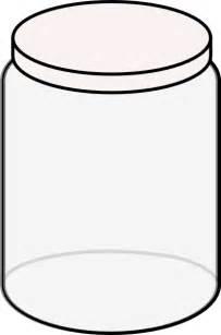 jar coloring page plain jar white clip at clker vector clip